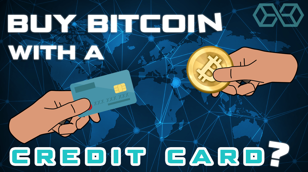 How to buy Bitcoins with Credit Card!